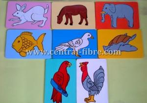 puzzle hewan
